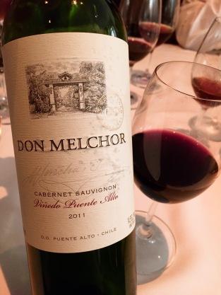 Um belo vinho!!